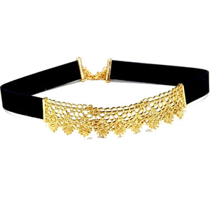 DELANIE CHOKER - Princess J. Jewelry