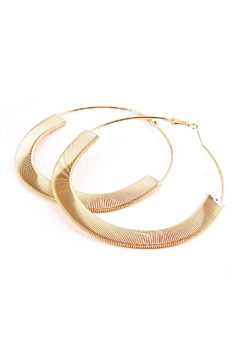 EVE HOOPS - Princess J. Jewelry