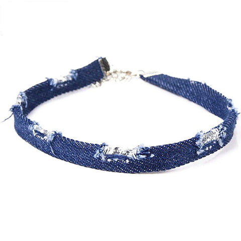 """BILLY JEAN"" CHOKER"