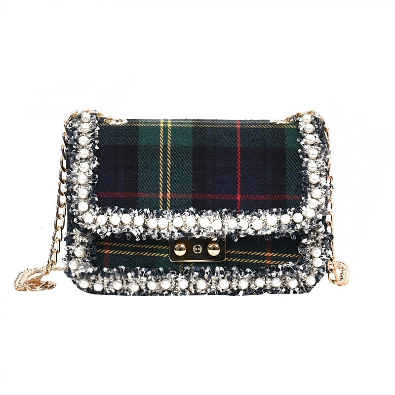 LONDON FLAG PURSE - Princess J. Jewelry