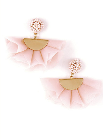 REGINA SPAGNOLA EARRINGS - Princess J. Jewelry