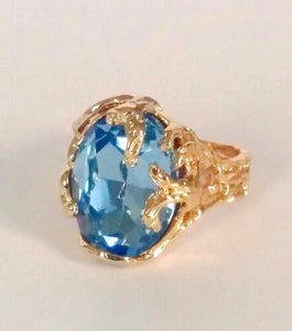 """PRECIOUS STONE"" RING - Princess J. Jewelry"