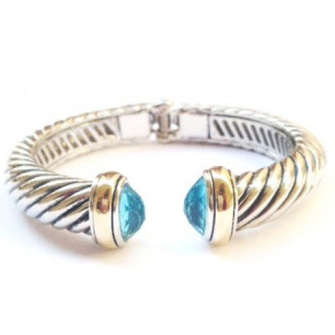 """HEALTH"" BANGLE - Princess J. Jewelry"