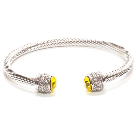 """JOY"" BANGLE - Princess J. Jewelry"