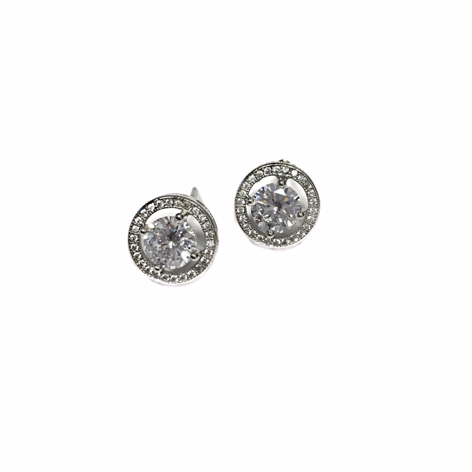BELLA BRI STUDS - Princess J. Jewelry