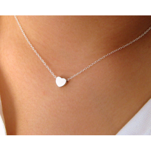 """SWEETHEART"" NECKLACE - Princess J. Jewelry"