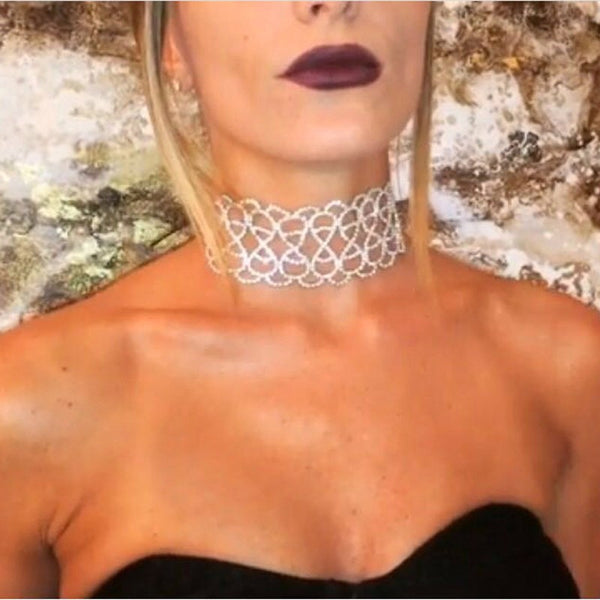 NOLA CHOKER - Princess J. Jewelry