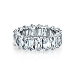 DIAMANTE SIN FIN BAND - Princess J. Jewelry