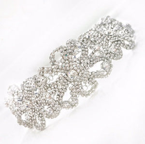 CRYSTAL CHOKER - Princess J. Jewelry