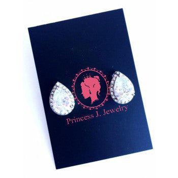 JACKIE EARRING - Princess J. Jewelry