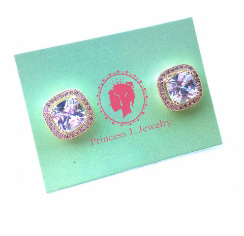 KHOLE EARRINGS - Princess J. Jewelry