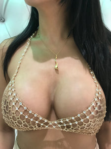 LOUIS BRA-CAGE TOP