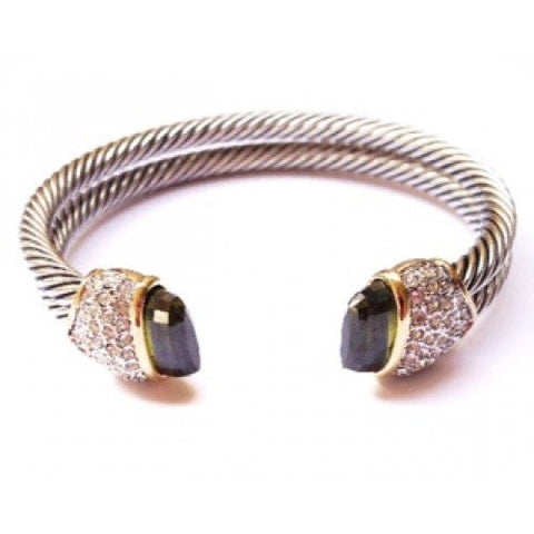 """LAVISHNESS"" BANGLE - Princess J. Jewelry"
