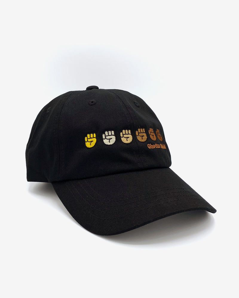 Unity Dad Hat - Black