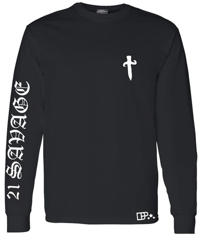 21 Savage long sleeve black