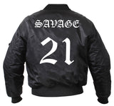 21 Savage Bomber Jacket