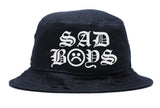SAD BOYS OLD ENGLISH BUCKET HAT