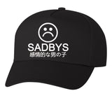 SAD BOYS EMOTIONAL BASEBALL CAP