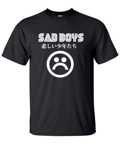 SAD BOYS SEGA T-SHIRT - dopepremium