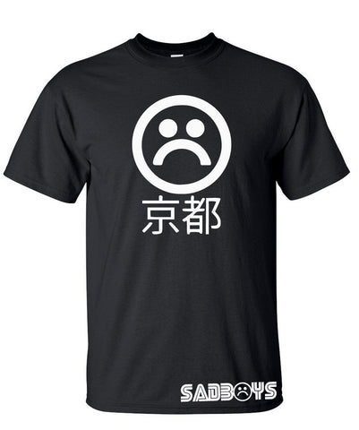 SAD BOYS KYOTO T-SHIRT - dopepremium