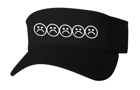 SAD BOYS MULTIFACE VISOR HAT - dopepremium
