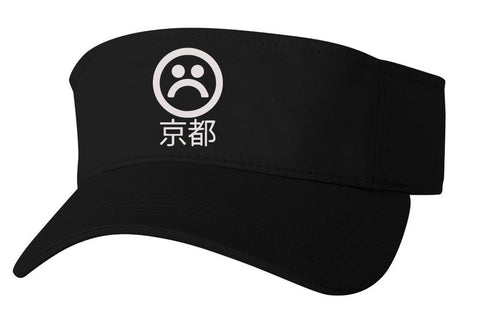 SAD BOYS KYOTO VISOR HAT - dopepremium