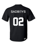 SAD BOYS MIXTAPE T-SHIRT
