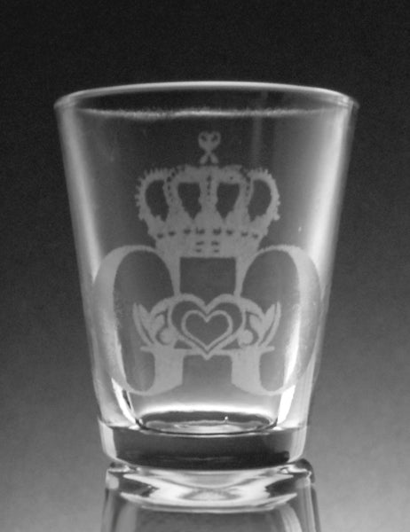 Girls' Generation Etched Shot Glass (1.5oz)