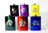 Pokemon Evolution 8oz Flask (CHOOSE ONE EVOLUTION)