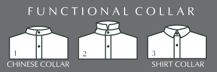 Cut & Paste Functional Collar Instructions