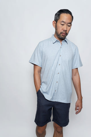 Ryukyu Summer Cotton Shirt