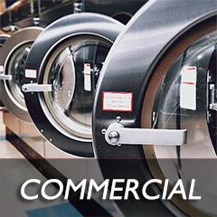 commercial laundry supplier