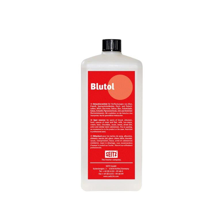 Seitz® Blutol - Post-Spotting Agent for Blood and Albuminous Stains (1 L Bottle) - Elevation Supplies