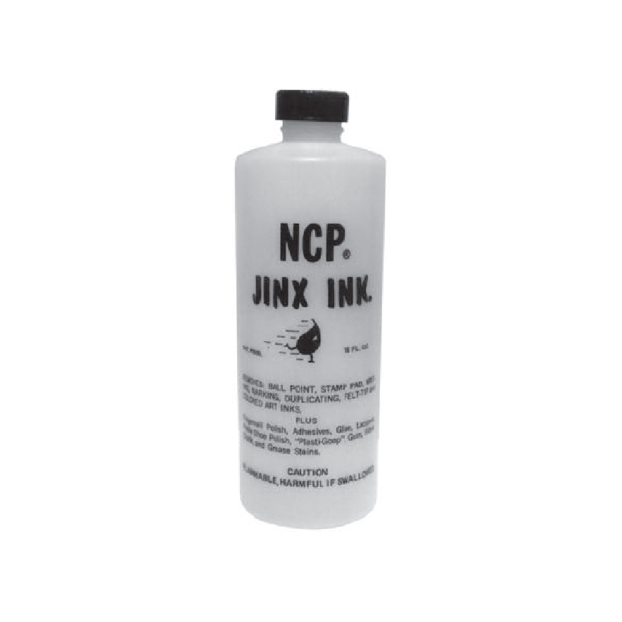 NCP® Jinx Ink - Ink Remover (473 mL Bottle)