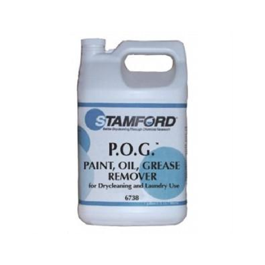 Stamford® P.O.G. - Liquid Paint, Oil, Grease Remover (1 Gal Jug) - Elevation Supplies