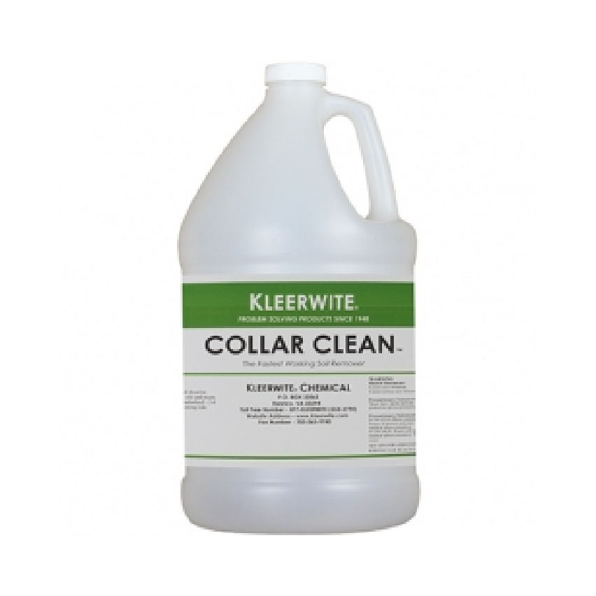 Kleerwite® Collar Clean - Collars and Cuffs Soil Remover (1 Gal Jug)