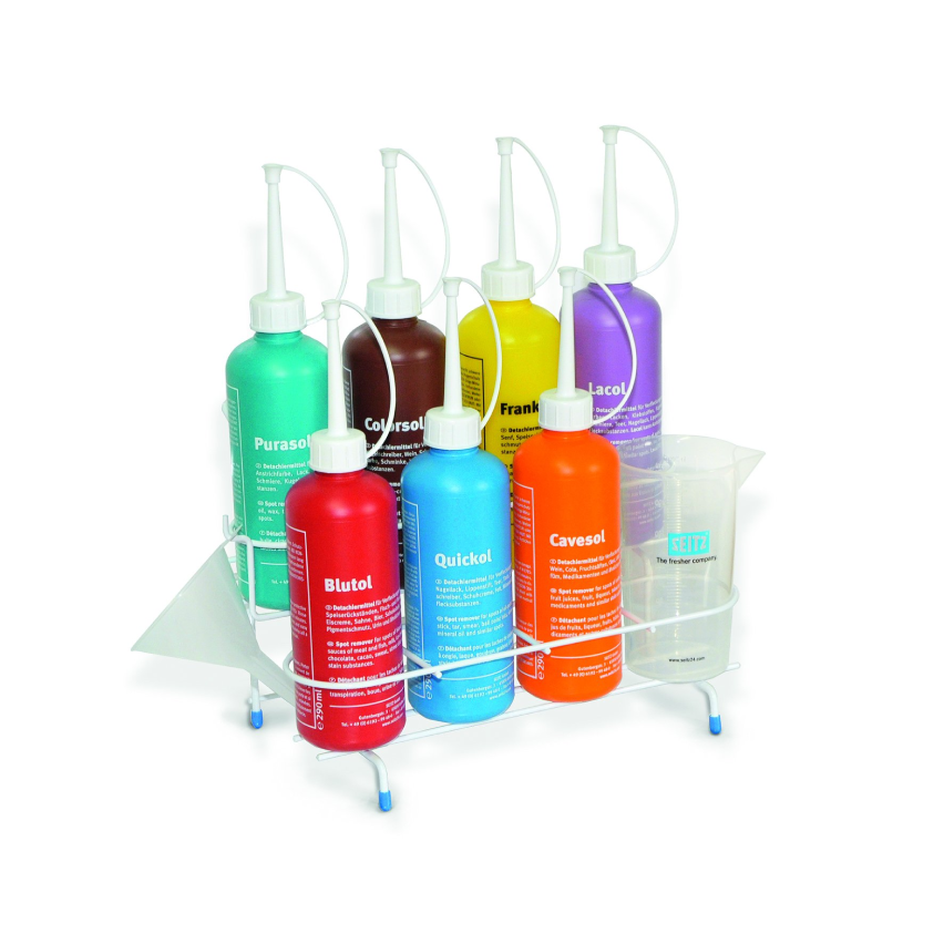 Seitz® 7 Bottle Spotting Kit - Elevation Supplies