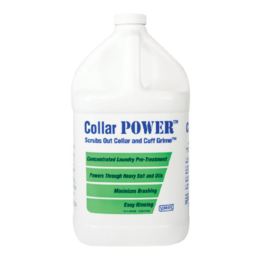 Street's® Collar POWER - Concentrated Laundry Pre-Treatment (1 Gal Jug) - Elevation Supplies