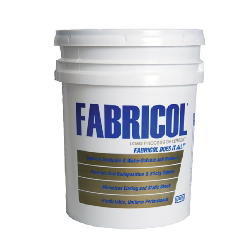 Street's® FABRICOL with Freshenz - Load-Process Detergent for Perc Systems (Multiple Sizes) - Elevation Supplies
