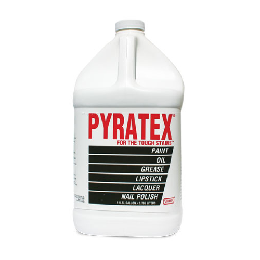 Street's® PYRATEX - Oily-Type Dry-Side Stain Remover (1 Gal Jug) - Elevation Supplies
