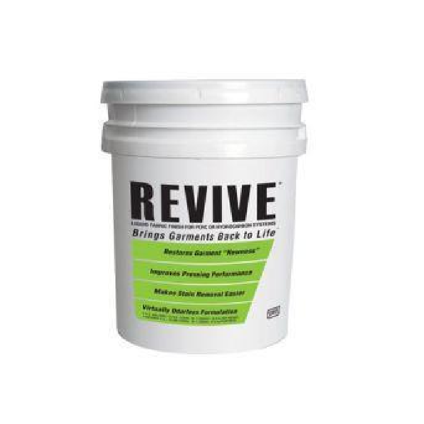 Street's® REVIVE HP - Liquid Fabric Finish for Perc or Hydrocarbon (Multiple Sizes) - Elevation Supplies