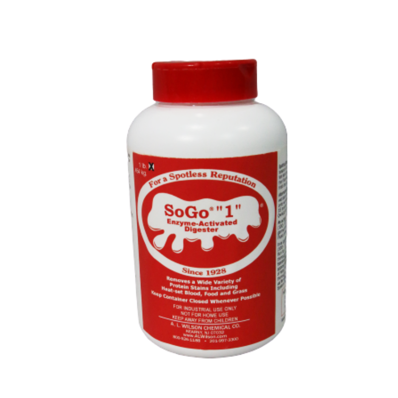 SoGo® 1 - Enzyme-Activated Digester (1 lb Bottle) - Elevation Supplies