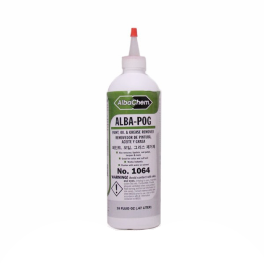 AlbaChem® ALBA-POG - Paint, Oil & Grease Remover (14 oz Bottle)