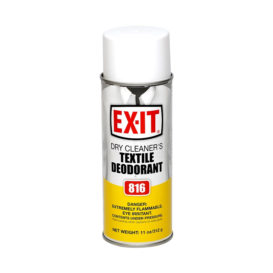 EX-IT® #816 - Textile Deodorant (11 oz Can)