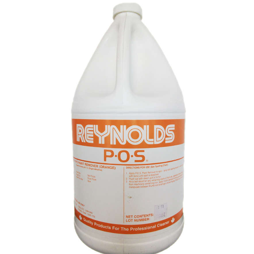 Reynolds POS® - Oily Type Paint Remover (3.78 L Jug)