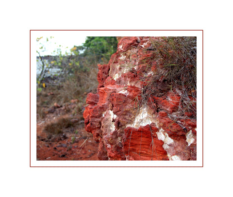 Kimberley photographs 5 of Coastal rock formations