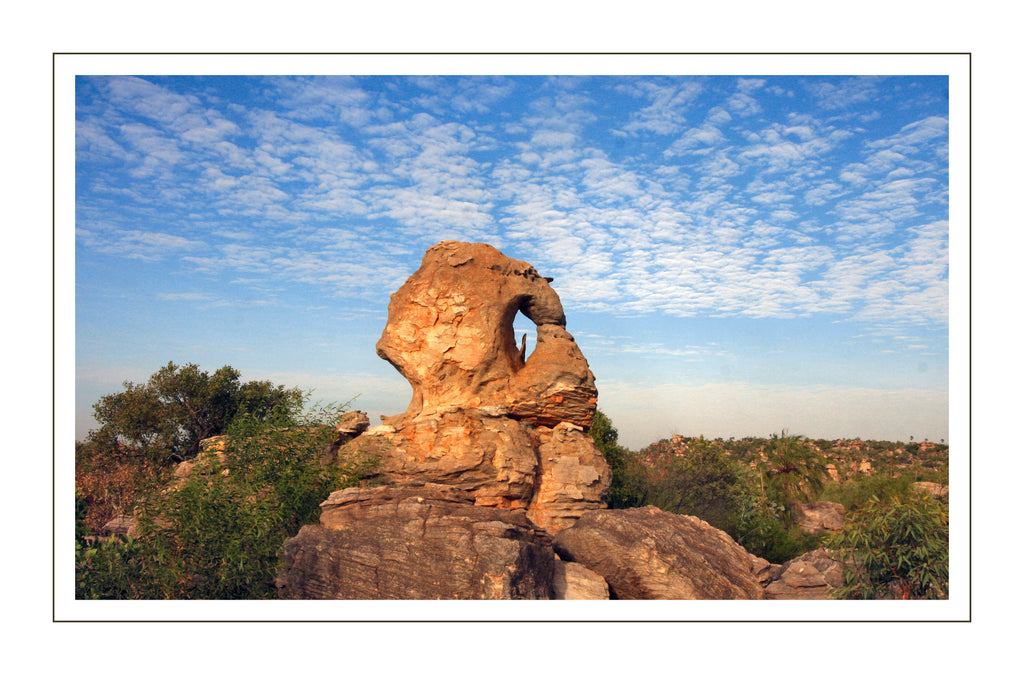 Kimberley photographs 3 of Coastal rock formations