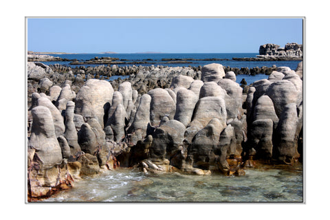 Kimberley photographs 4 of Coastal rock formations
