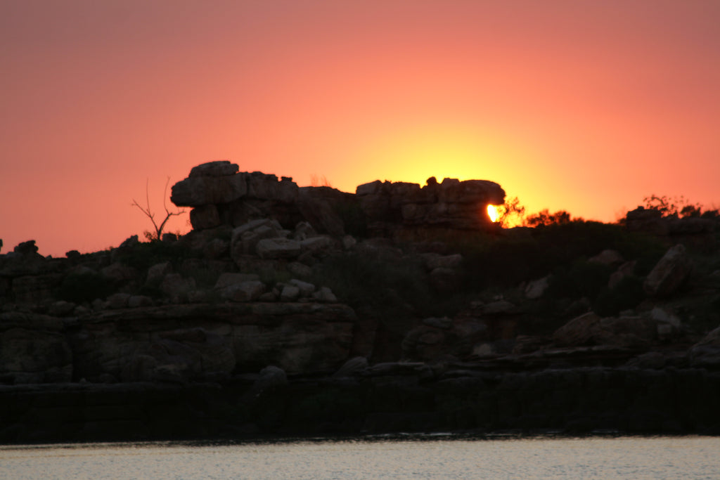 Northern Kimberley photographs of Coastal Sunsets 3