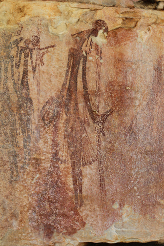 Bradshaw Rock Art images by Dean Goodgame 2